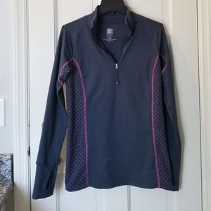 Aerie Quarter Zip-up